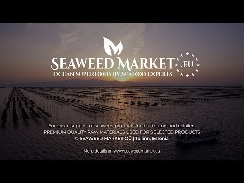 European Seaweed Products Supplier for Distributors | Nori, Snacks