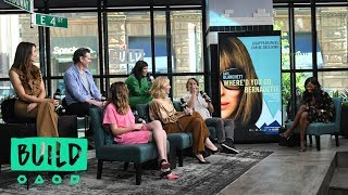 "Cate Blanchett, The Cast & Director Of ""Where'd You Go, Bernadette"" Discuss The Film"