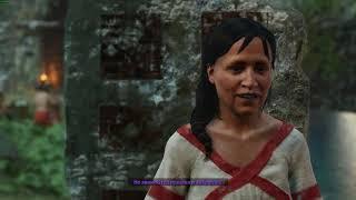 Shadow of the Tomb Raider. Древняя наука. Прерванный обряд
