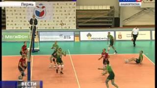 Волейбол. ВК Прикамье - ВК Урал