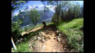 The Very Best Mountain Biking in the Alps - Megavalanche, Chamonix, Morzine, Les Gets...