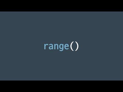 #27 range() | 파이썬 강좌 코딩 기초 강의 Python | 김왼손의 왼손코딩