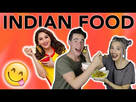 CANADIANS TRY INDIAN FOOD : TASTE TEST PT.2