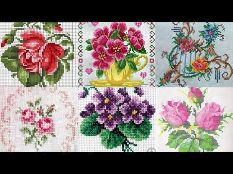 Gorgeous And Beautiful Cross Stitch Patterns For Everything