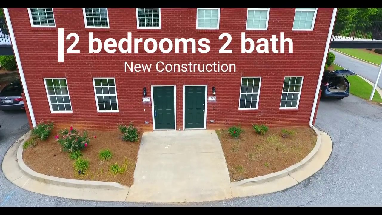 Terrace View Condos | New Construction | 2br 2ba | Gainesville, GA