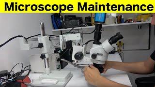 Maintenance Microscope