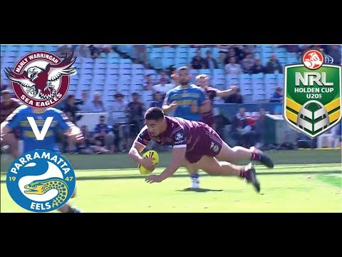 HOLDEN CUP U20'S GRAND FINAL HIGHLIGHTS 2017 | Manly Warringah Sea Eagles vs Paramatta Eels