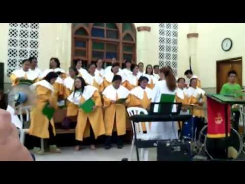 LCC-UCCP Choir: Introit - Sing a new song unto the Lord
