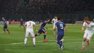 Iran vs Japan (AFC) Asian Cup 2019 UAE semi final | All Goals HD | PES