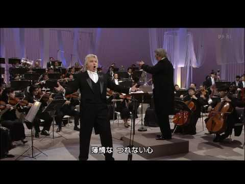 Dmitri Hvorostovsky - Core 'ngrato (Japan 2005) HD