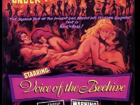 VB - Goddess Of Love (I Think I Love You remix) (b-side) - Voice Of The Beehive  *audio*