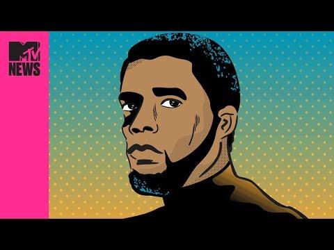 Black Panther: The First Black Superhero | Black History Month | MTV News