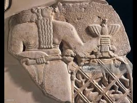 SUMERIAN STELE OF THE VULTURES OLDEST KNOWN HISTORICAL RECORDS CARVED ON LIMESTONE