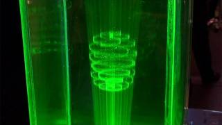 'True 3D' Display Using Laser Plasma Technology #DigInfo(DigInfo TV - http://diginfo.tv 20/10/2011 Burton True 3D., 2011-11-14T08:36:18.000Z)