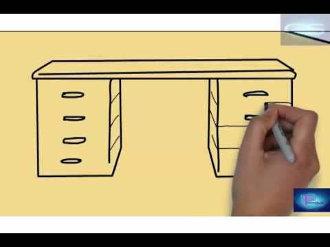 Como contabilizar compra de muebles para la oficina youtube for Muebles de oficina k y v