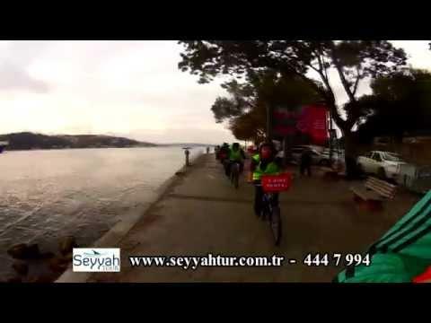 Sultanahmet Beşiktaş Emirgan Sarıyer bisiklet turları