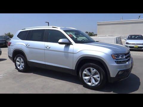 2018 Volkswagen Atlas Ontario, Claremont, Montclair, San Bernardino, Victorville, CA V180543