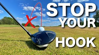5 SIMPLE WAYS TO FIX YOUR GOLF HOOK - GUARANTEED
