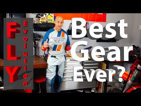 Is This The Best Gear I Own? | Fly Racing Evolution DST Gear Review