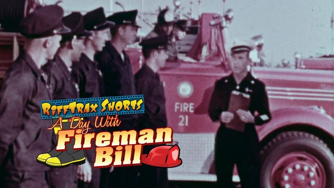 RiffTrax: A Day With Fireman Bill (Preview)