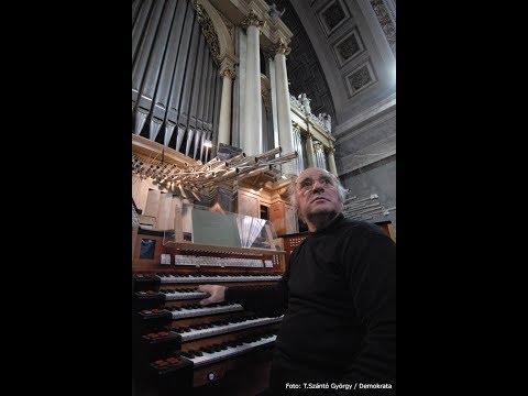 A Tribute to István Baróti (Symphonie No. 2. Op. 20: Allegro by Vierne)