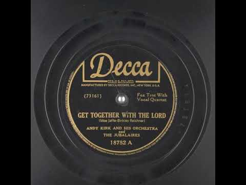 Get Together With The Lord (1945) - The Jubalaires