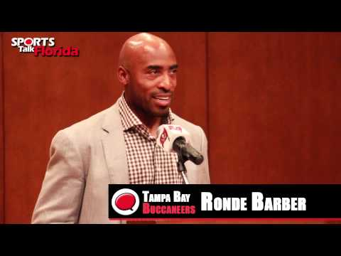 Tampa Bay Buccaneers Ronde Barber Retirement Full Speech
