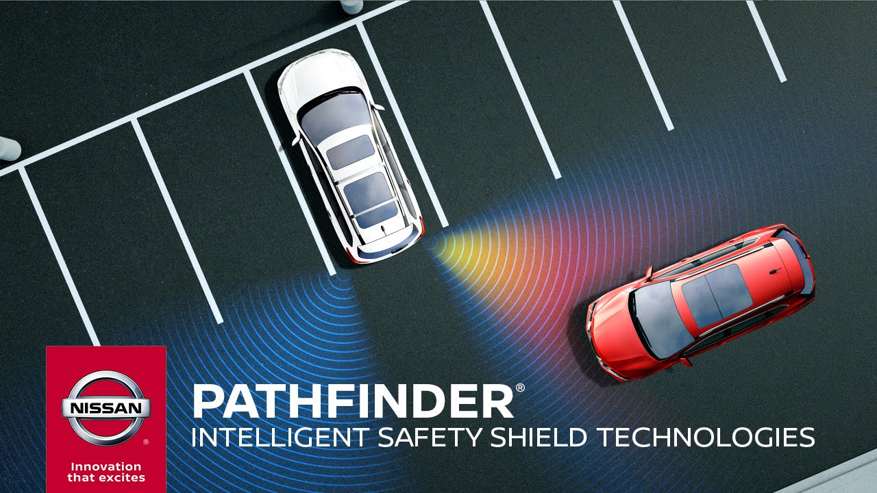 2017 Nissan Pathfinder | Advanced Safety Technologies