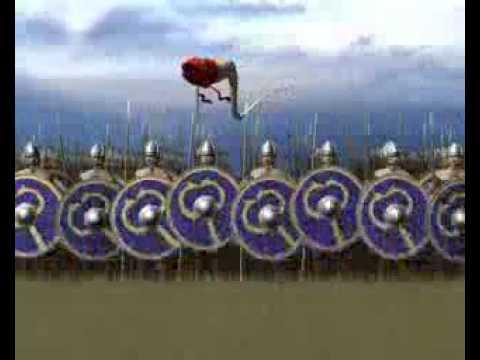 Batalla de Adrianopolis - Animación 3D