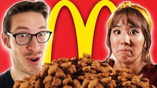 Download Keith's 400 Chicken McNugget Challenge ft. The Food Babies Mp3 and Videos
