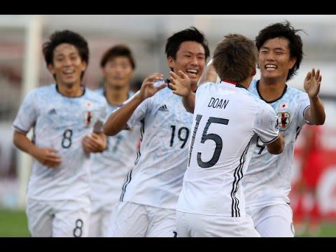 Video: U19 Nhật Bản vs U19 Tajikistan