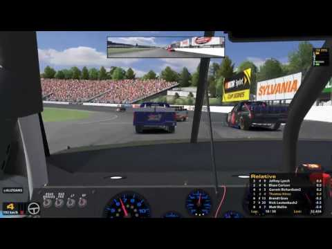 The Low Line Times - iRacing C Fixed Trucks @ New Hampshire
