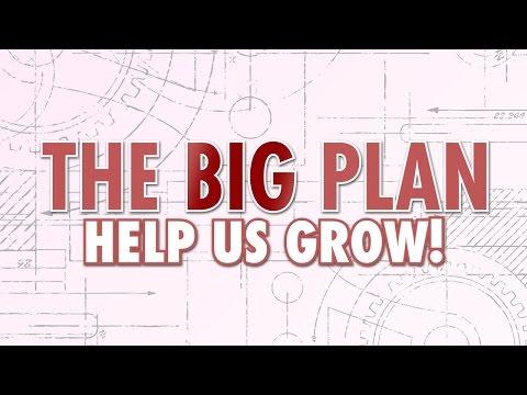 UPDATE: The Big Plan still needs your help!