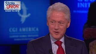 Bill Clinton on Hillary: