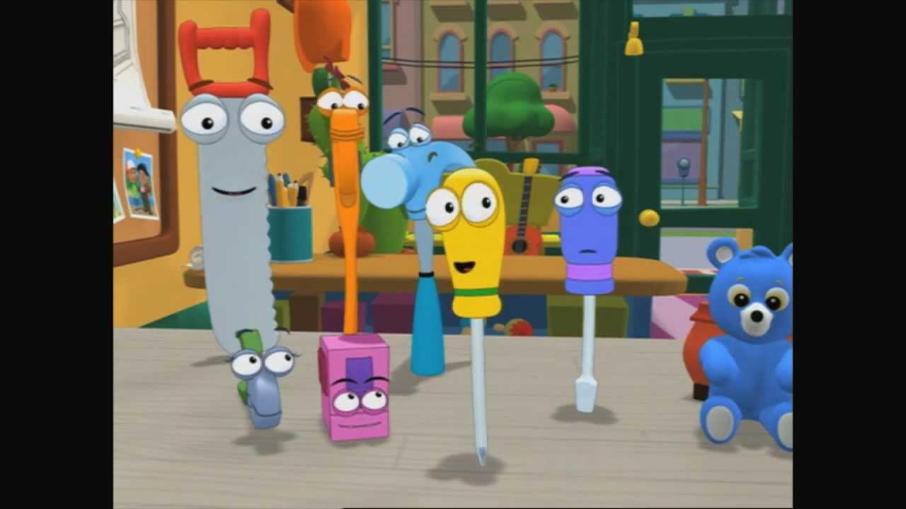 Disney junior espa a la escuela de herramientas de manny - Bob el manitas ...