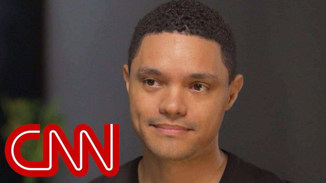 'Daily Show' host Trevor Noah on Obama vs. Trump - YouTube  'Daily Show...