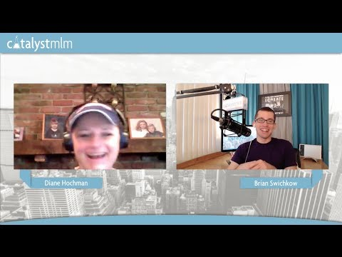EP.43 - Diane Hochman Shares How Online Networking Out Performs Marketing