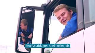 Linde Jobclip Berufskraftfahrer