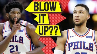 Should Sixers TRADE Joel Embiid? [How to fix Philly]