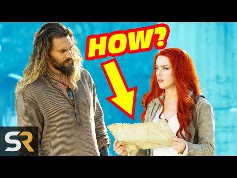 25 Aquaman Plot Holes That Ruin The Movie