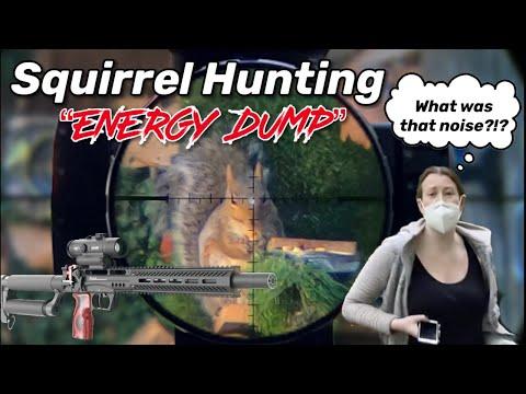 Squirrel Hunting - Energy Dump (EDgun Leshiy 2 and Dirty .30)