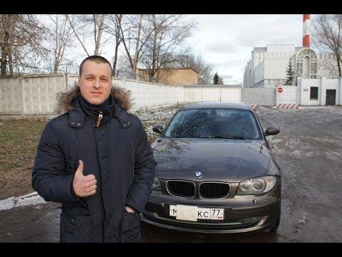 """Тест Драйв BMW """"1"""" e81 120d"""