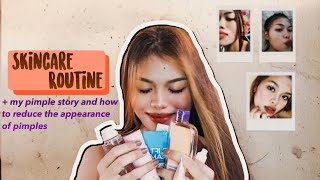 Download Skincare Routine + How to Reduce the appearance of your Pimples | Anne Bermudez