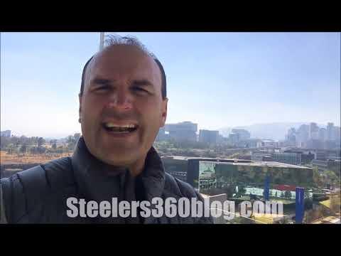 Carlos Rosado en Steelers 360