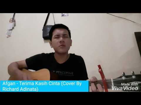 Afgan - Terima Kasih Cinta (Cover By Richard Adinata)