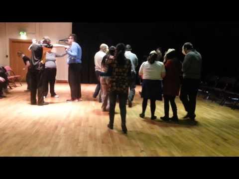 'Snow White' Stage Beyond  Mask & Movement Workshop with Simon Thompson & Joe Devlin Jan 2016