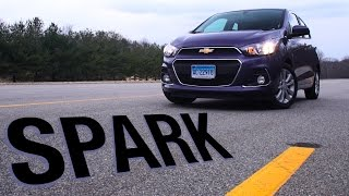 2016 Chevrolet Spark Quick Drive | Consumer Reports