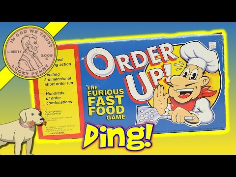 Order Up Fast Food Game - Bouncy Griddle Action! thumbnail