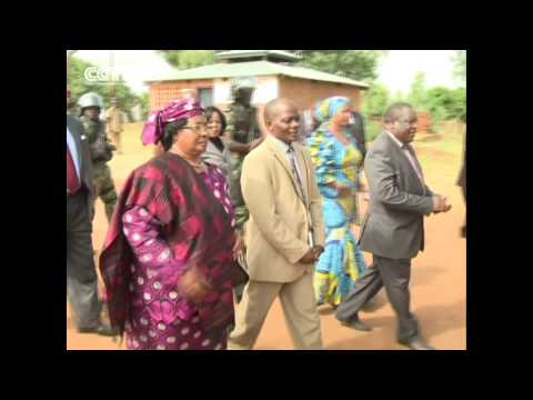 Malawi's Mutharika Sworn In