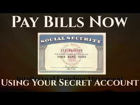 Harvey Dent: How to Use the SSN to Pay Any Bill Through the